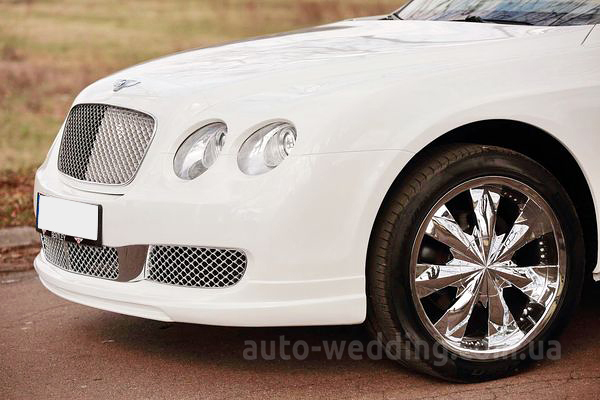 Прокат лимузина Bentley Continental Flying Spur