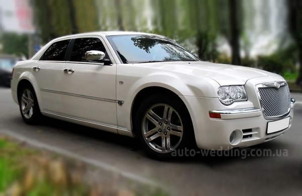 Аренда Chrysler 300C на свадьбу